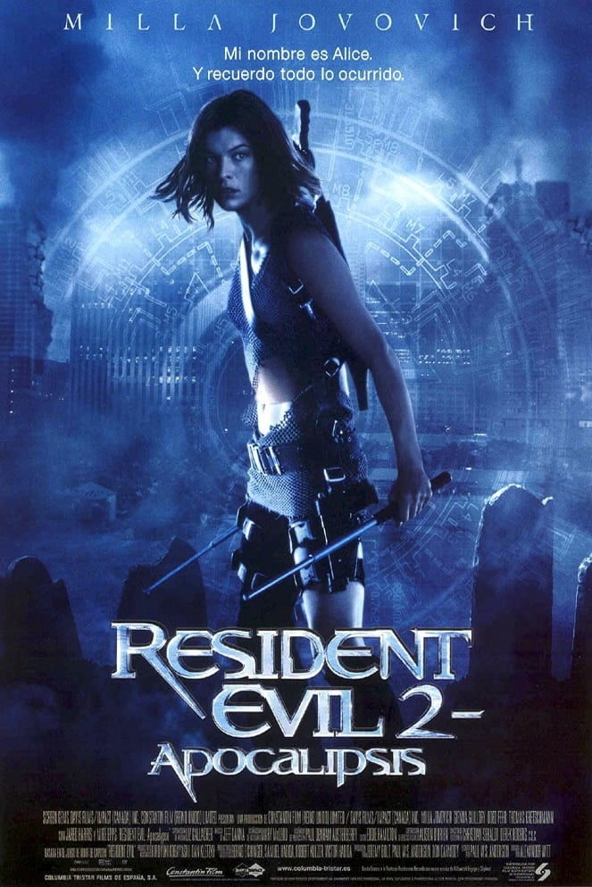 resident evil apocalypse 2004 posters � the movie