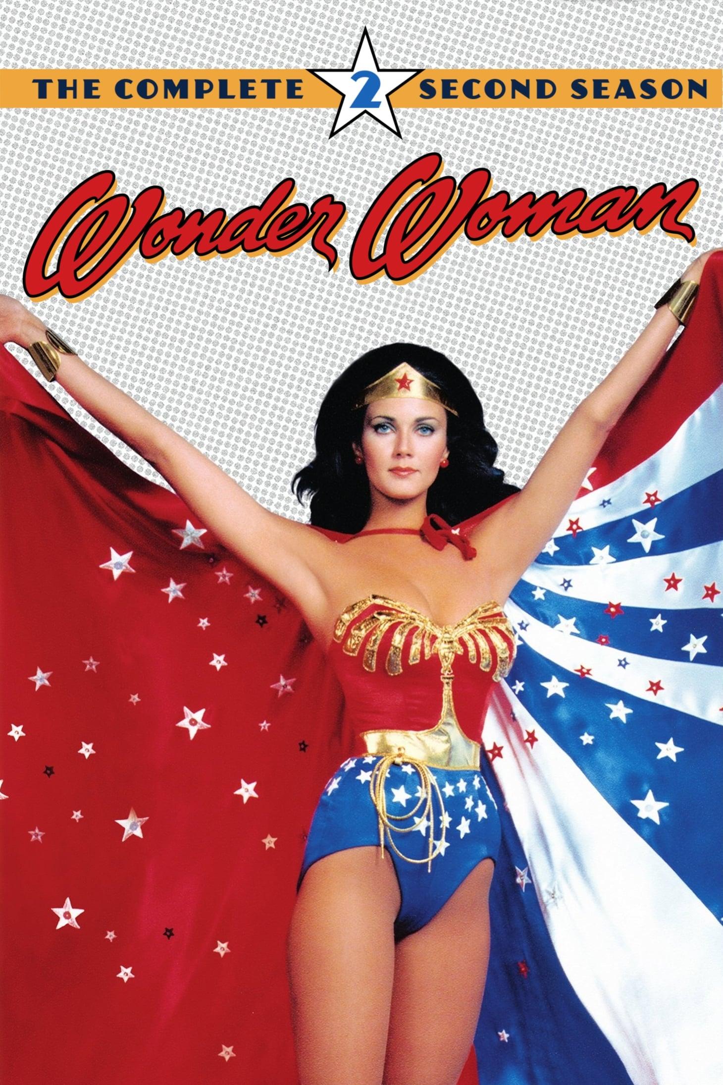 Wonder Woman Season 2
