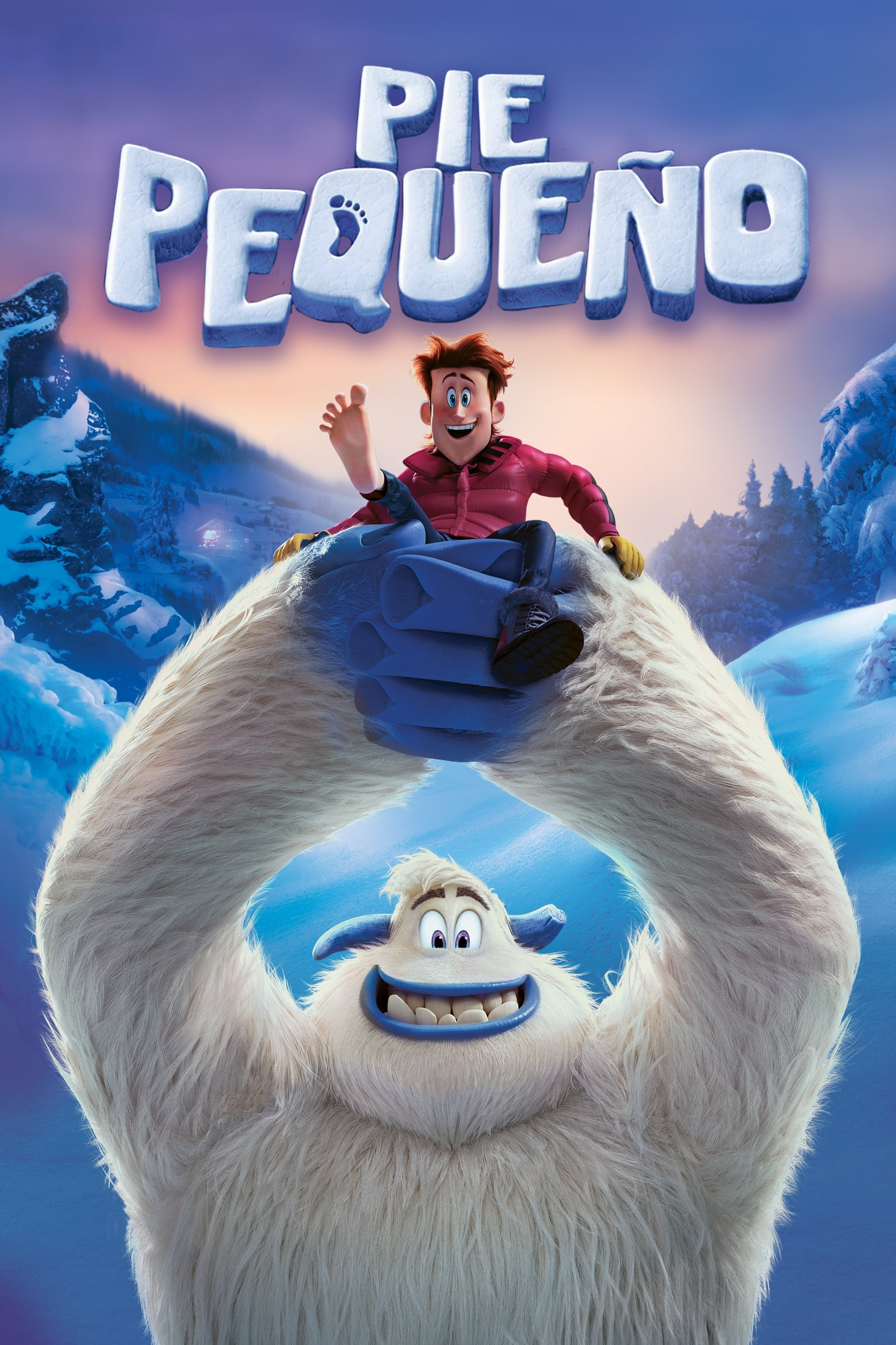 Póster Smallfoot