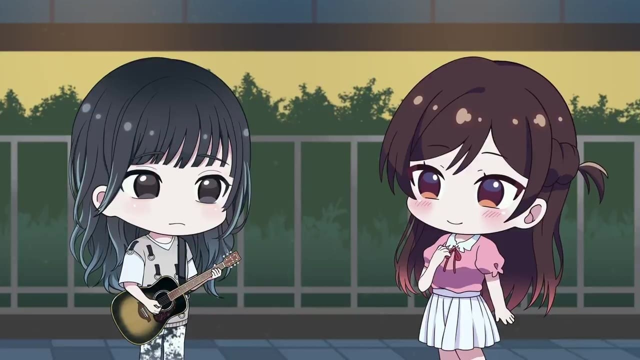 Rent-a-Girlfriend Season 0 :Episode 13  She Will Rent The Peggies - Chibi Short Special 2