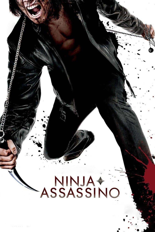 capa Ninja Assassino
