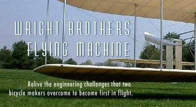 NOVA Season 31 :Episode 6  Wright Brothers' Flying Machine