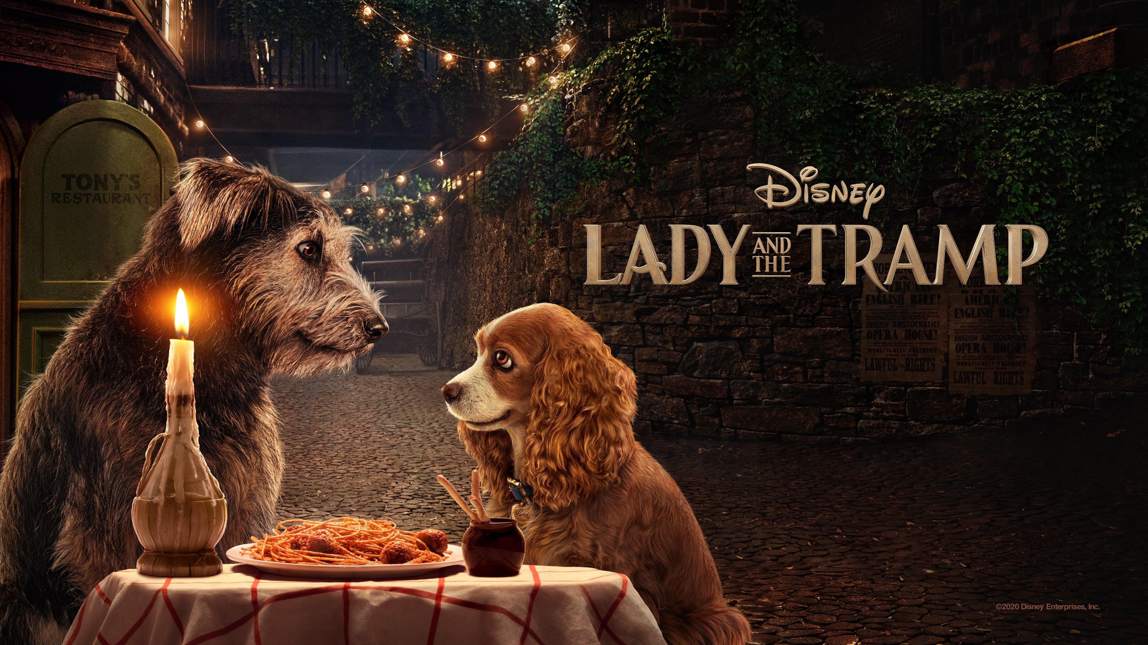 Lady ve Tramp (2019)