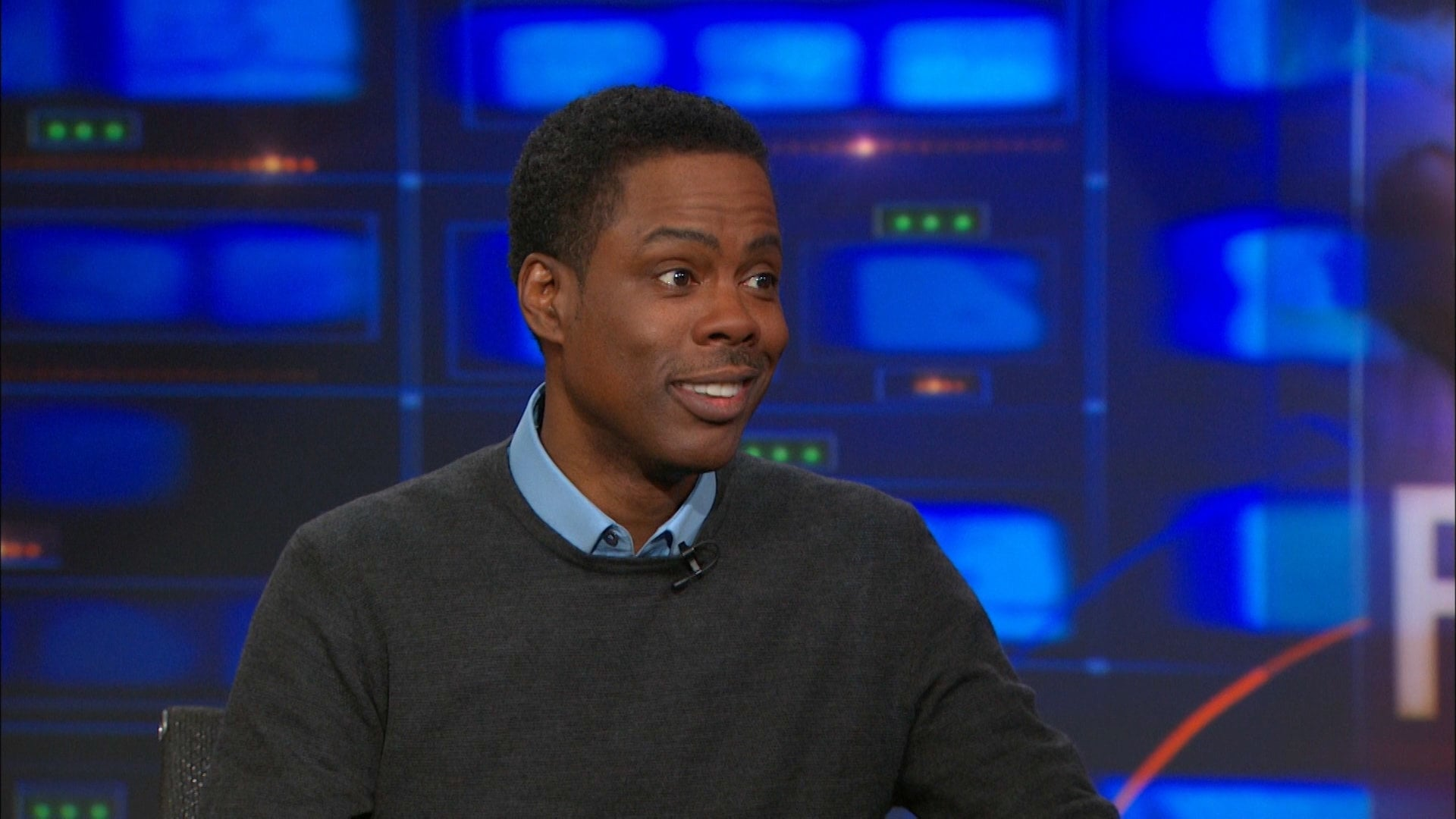 The Daily Show with Trevor Noah - Season 20 Episode 40 : Chris Rock (1970)