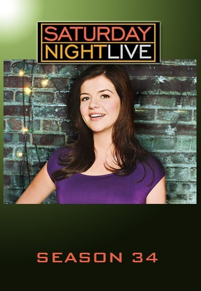Saturday Night Live Season 34
