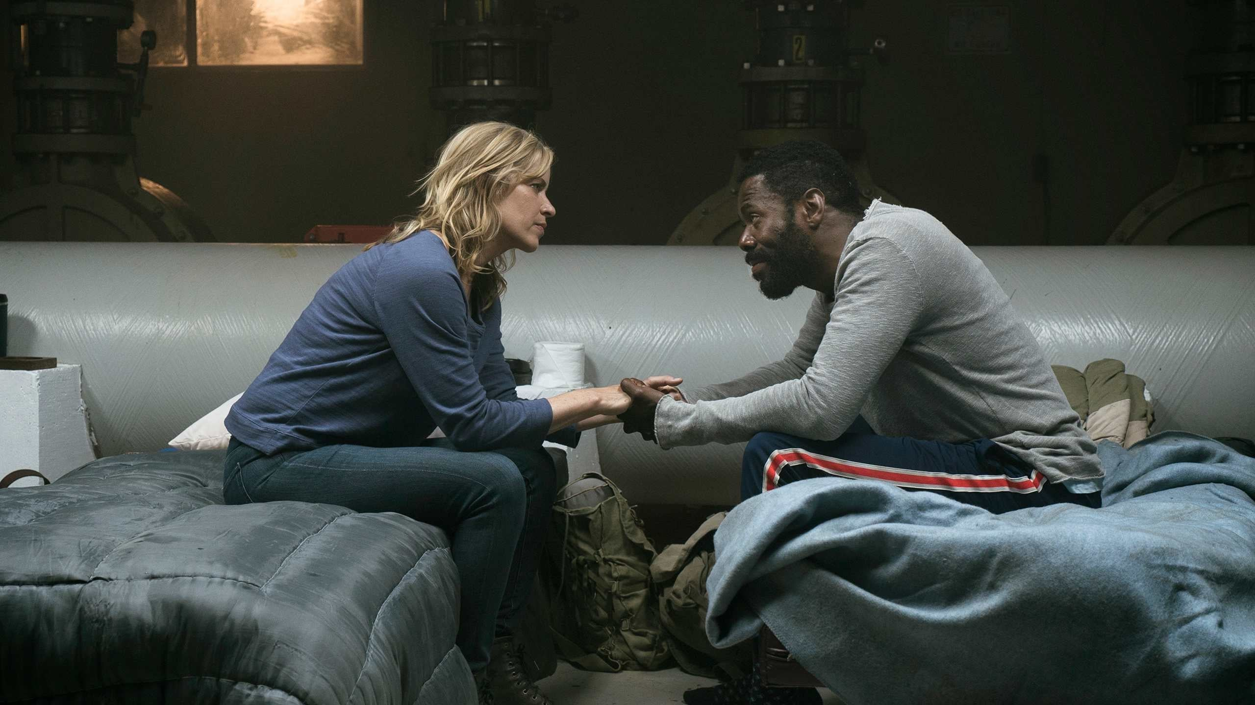 Fear the Walking Dead Season 3 :Episode 11  Die Schlange