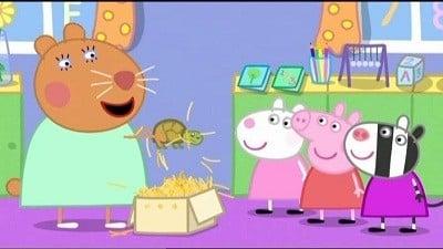 Peppa Pig Season 3 :Episode 29  Doctor Hamster's Tortoise