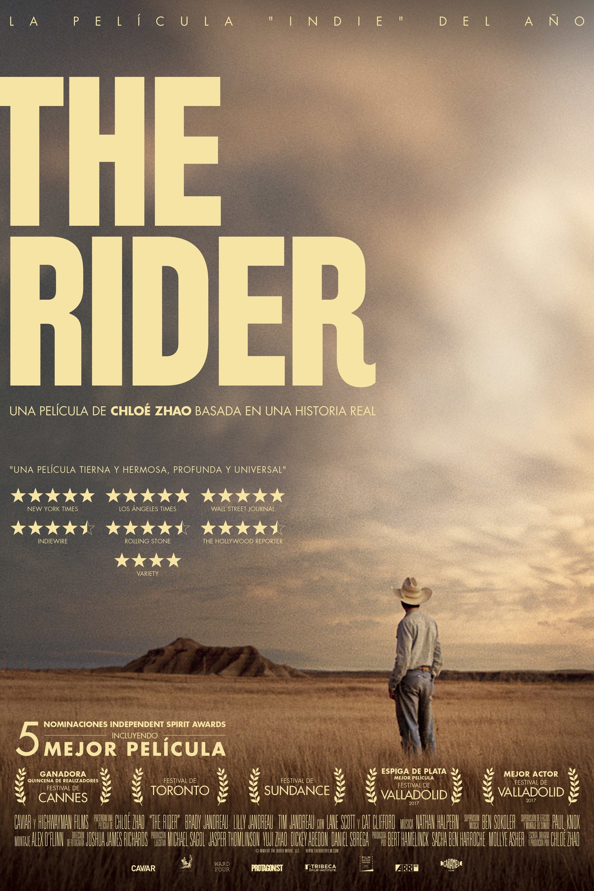 Póster The Rider