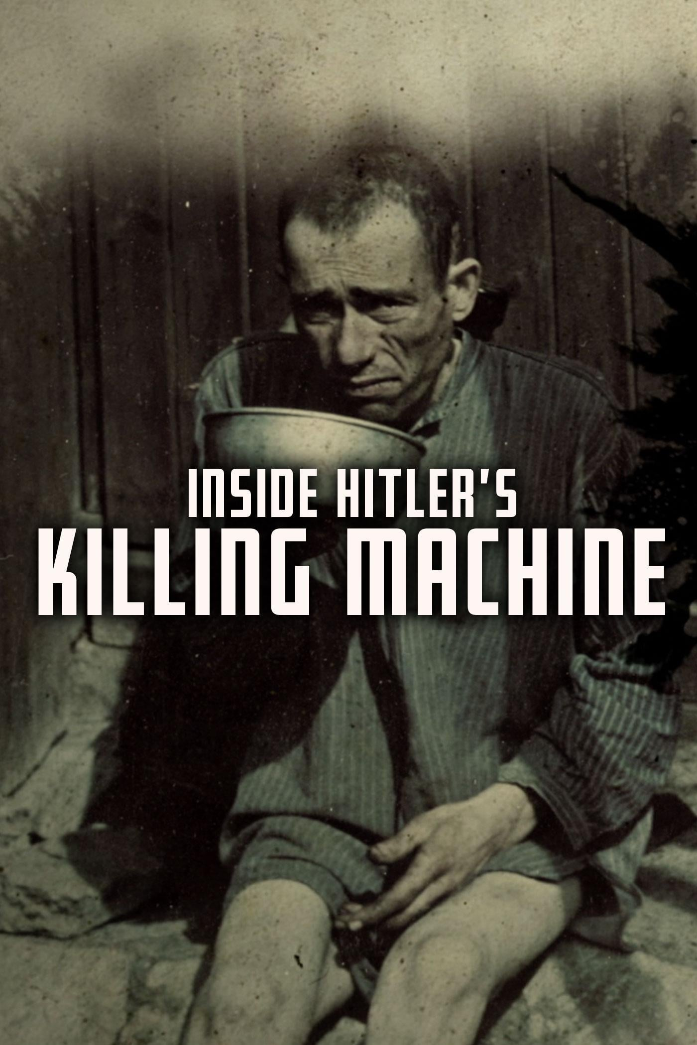 Ver Inside Hitler's Killing Machine: The Nazi Camps – An Architecture of Murder Online HD Español ()