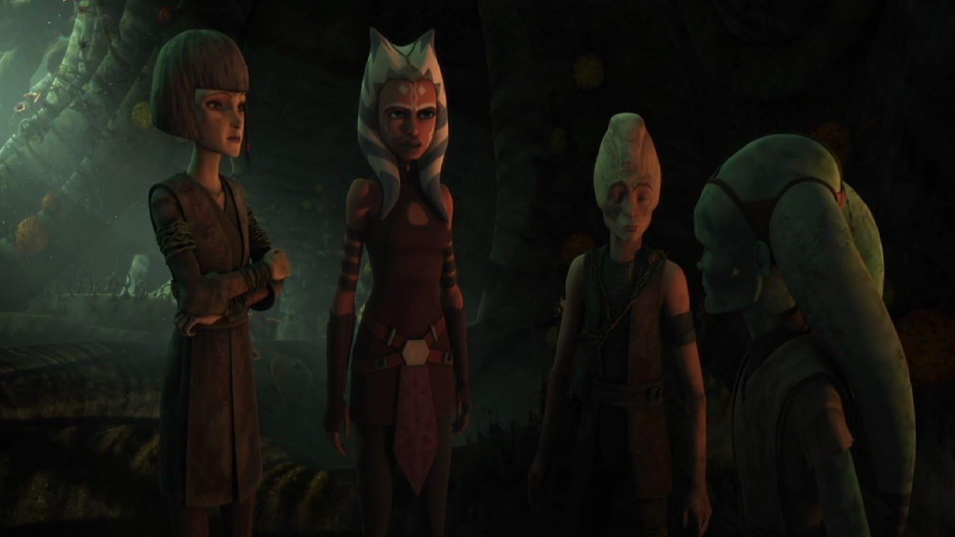 Star Wars: The Clone Wars Season 3 :Episode 21  Padawan Lost