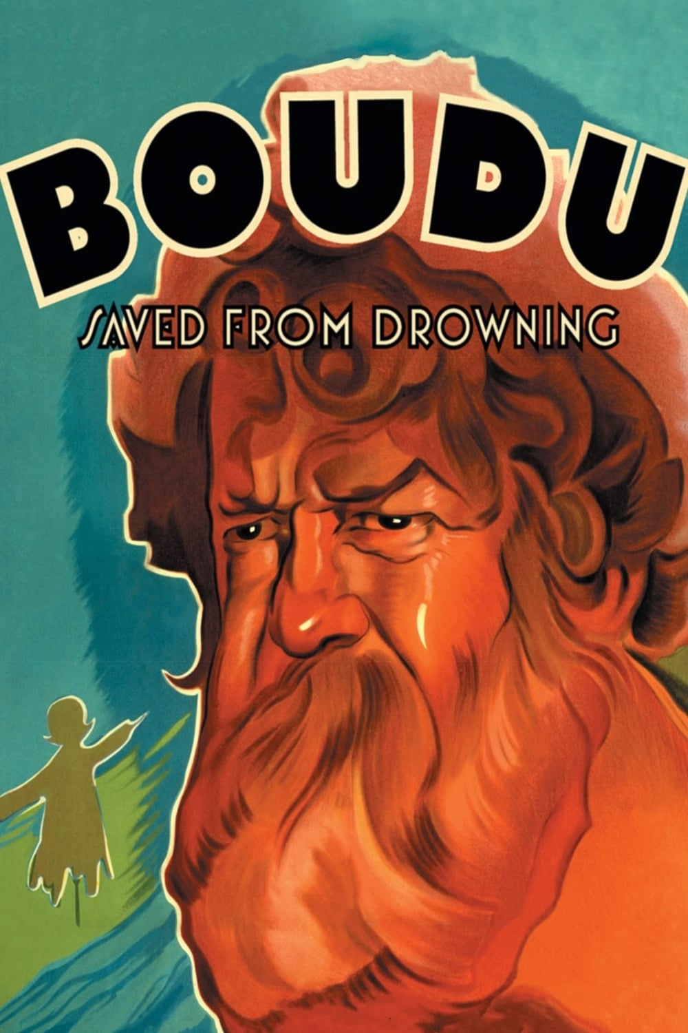 Boudu Saved from Drowning (1932)