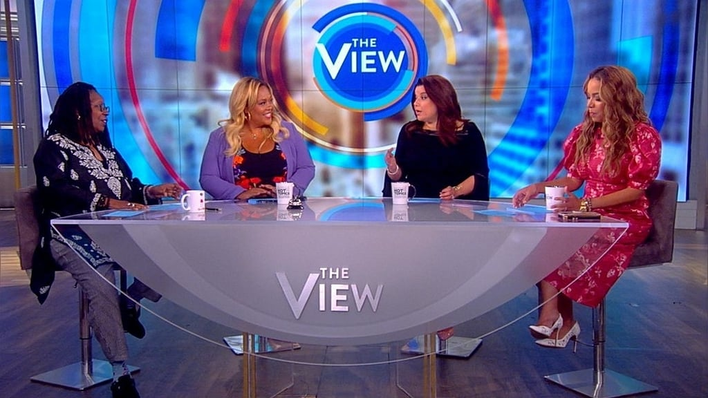 The View Season 22 :Episode 170  Hot Topics