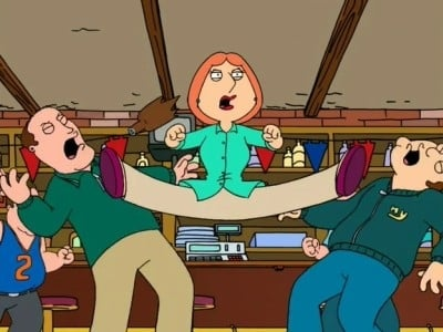 Family Guy Season 3 :Episode 7  Lethal Weapons