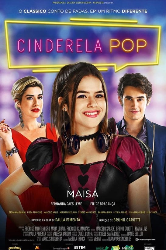 Cinderela Pop (2019) Torrent - WEB-DL 720p e 1080p Nacional Download