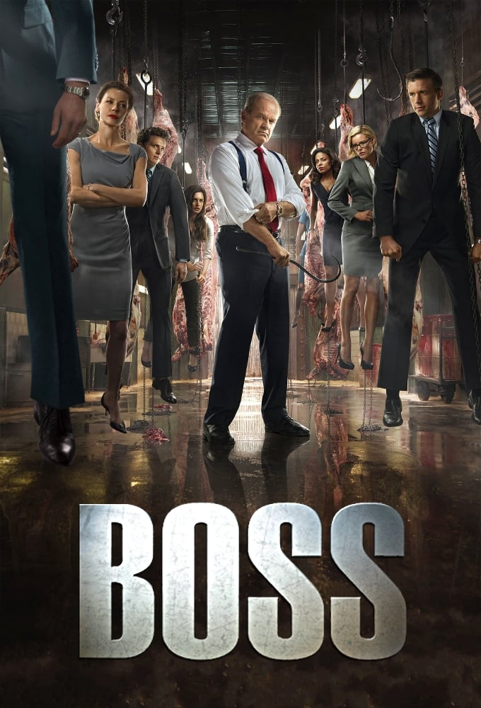 Boss TV Shows About Dementia