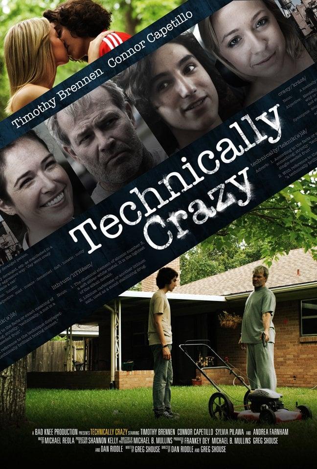 Ver Technically Crazy Online HD Español (2014)