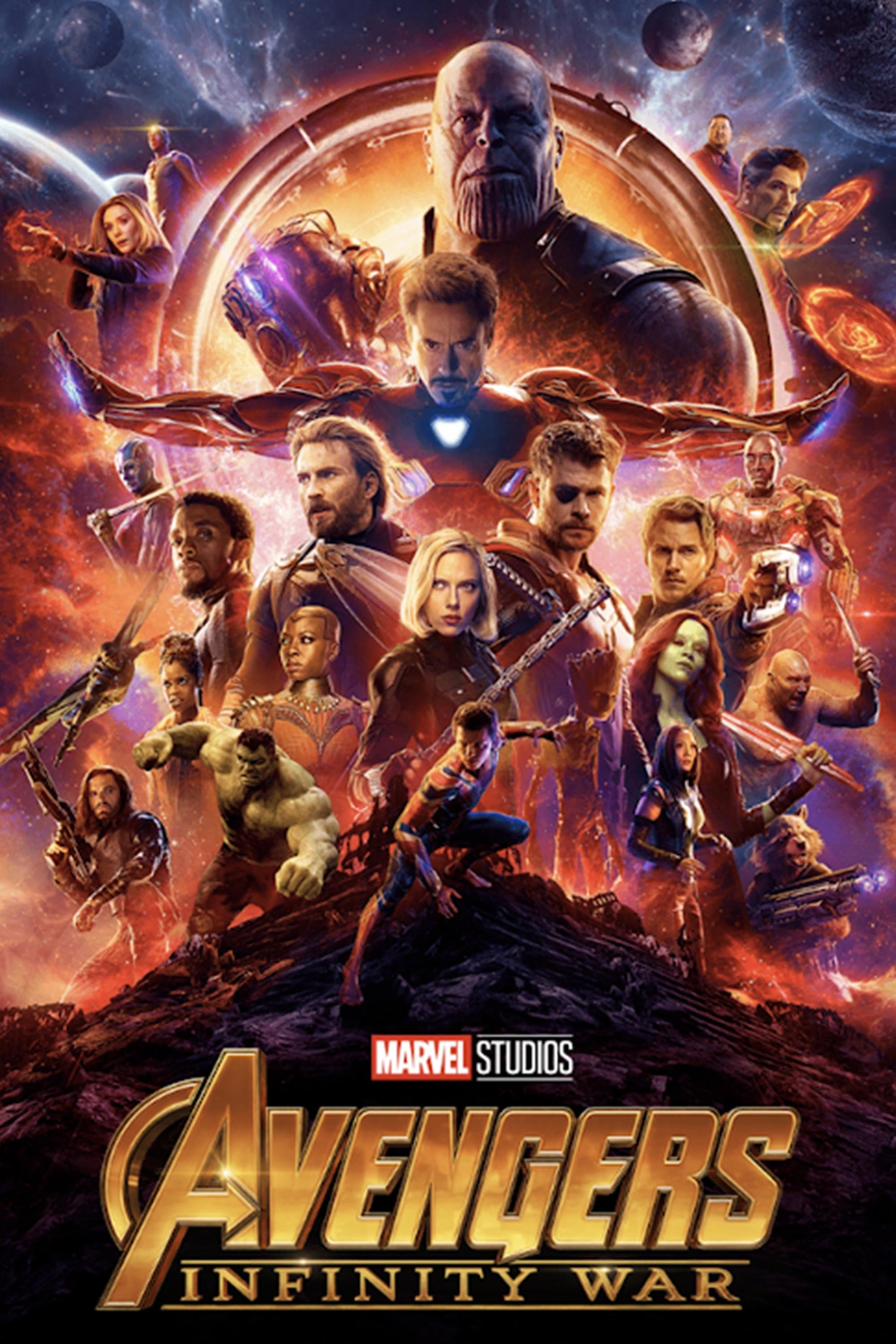Avengers Infinity War German Stream