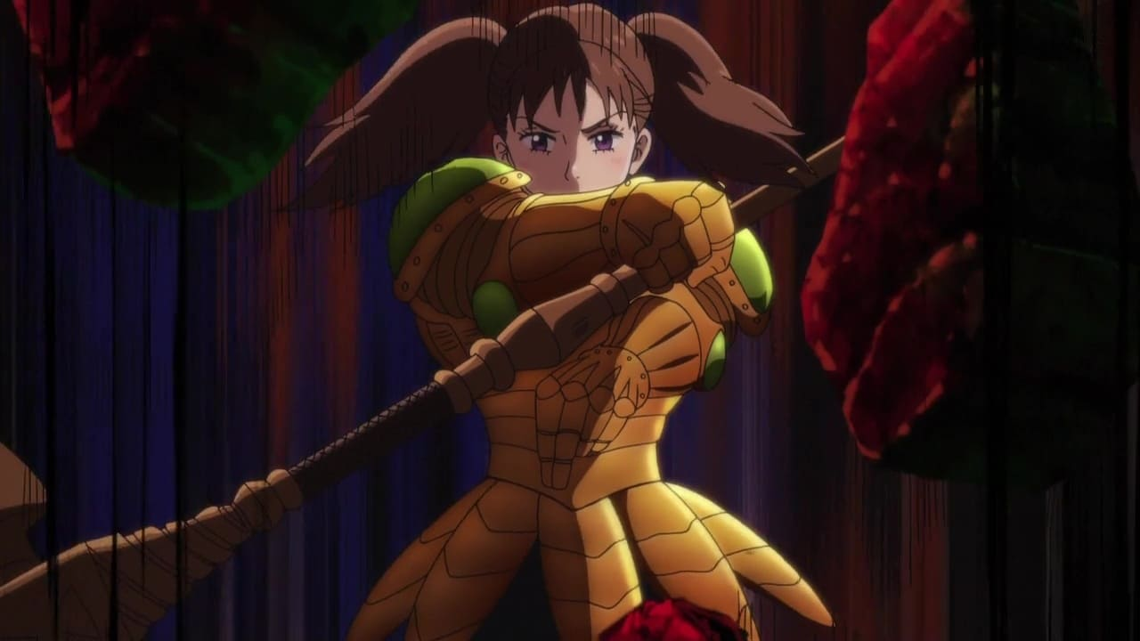 The Seven Deadly Sins Season 3 :Episode 11  The Hateful Cannot Rest