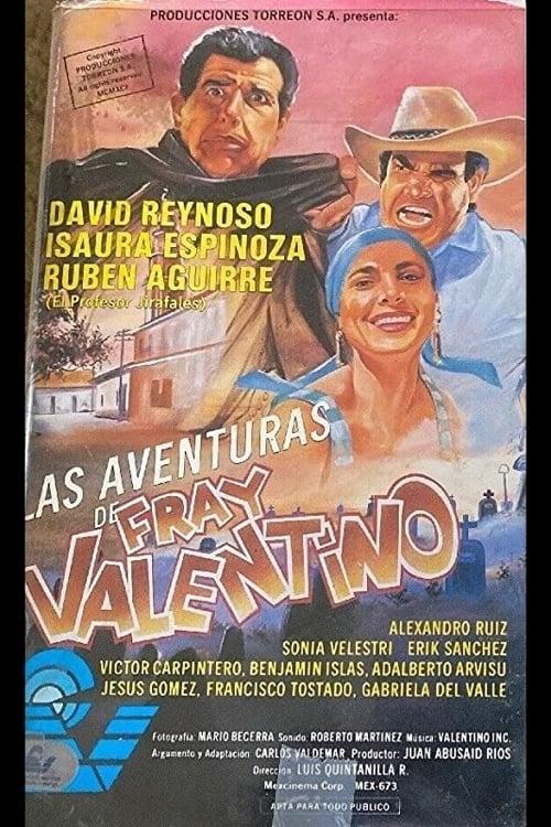 Las aventuras de Fray Valentino (1994)