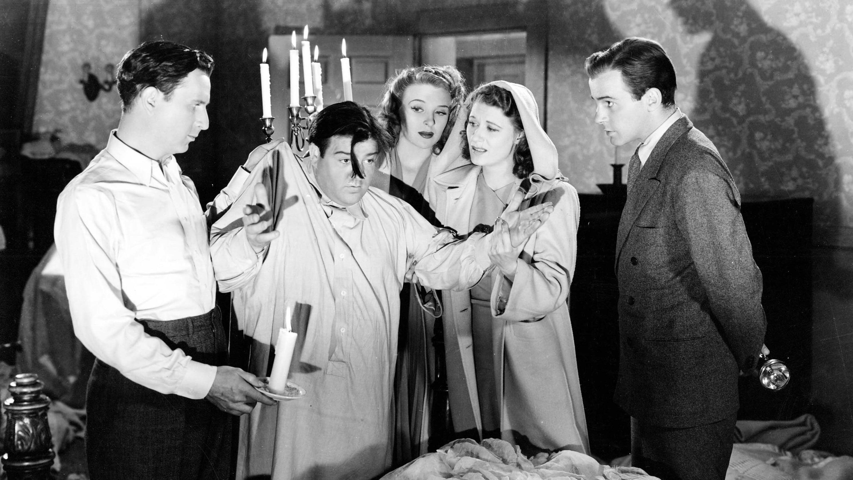 Fantômes en vadrouille (1941)