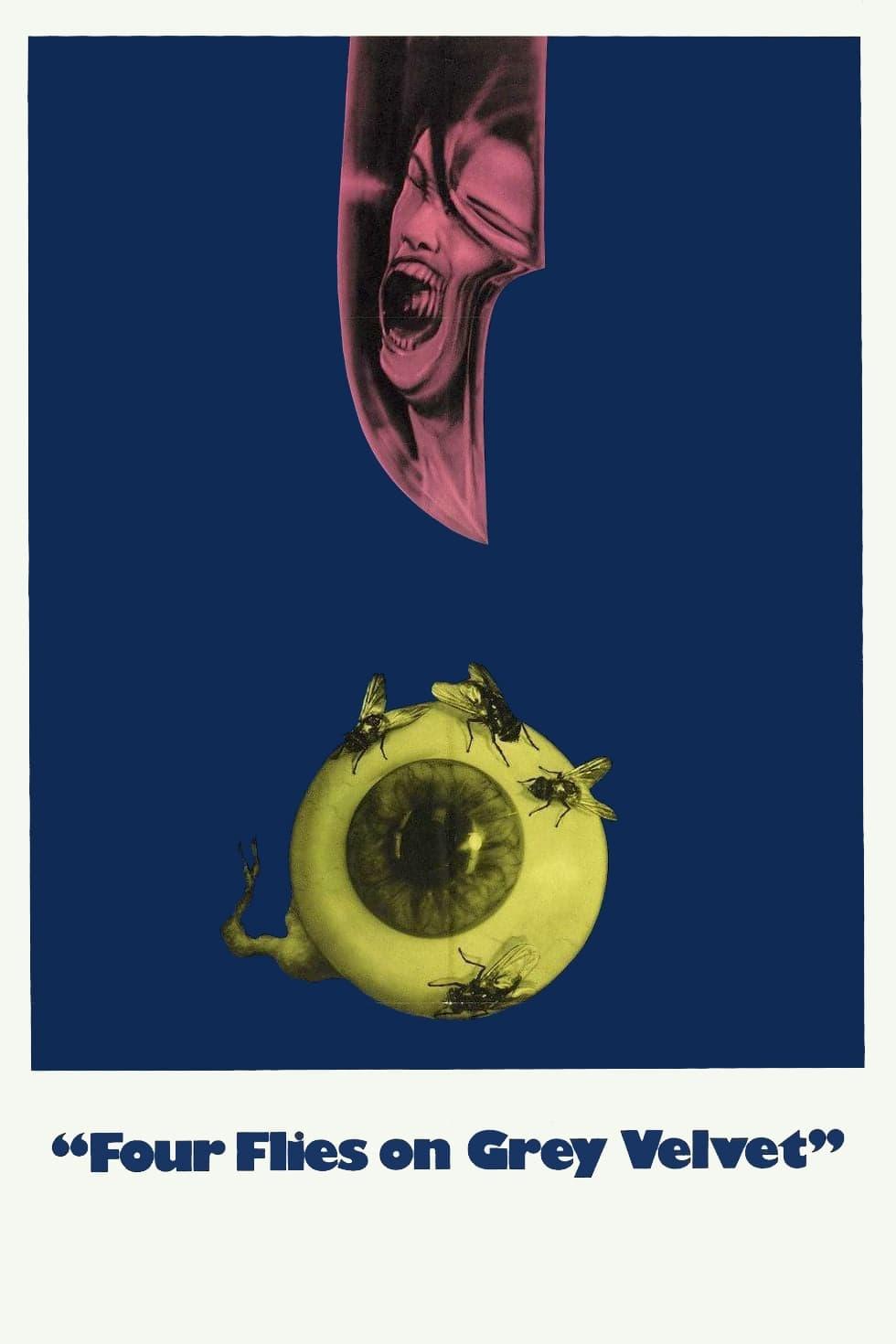 Four Flies on Grey Velvet (1972)