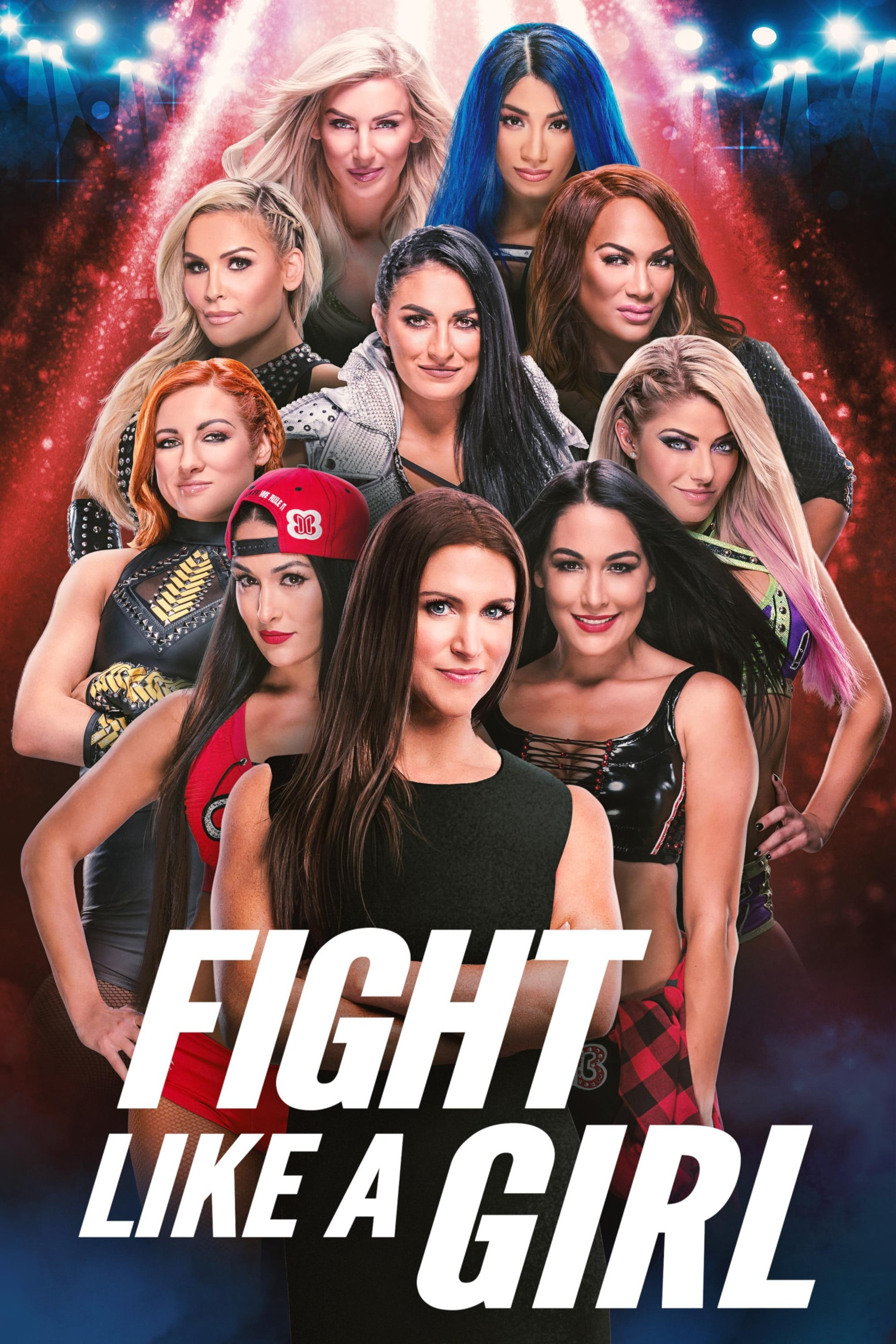 Fight Like a Girl TV Shows About Rain