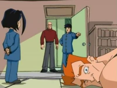 Jackie Chan Adventures Season 2 :Episode 11  And He Does His Own Stunts