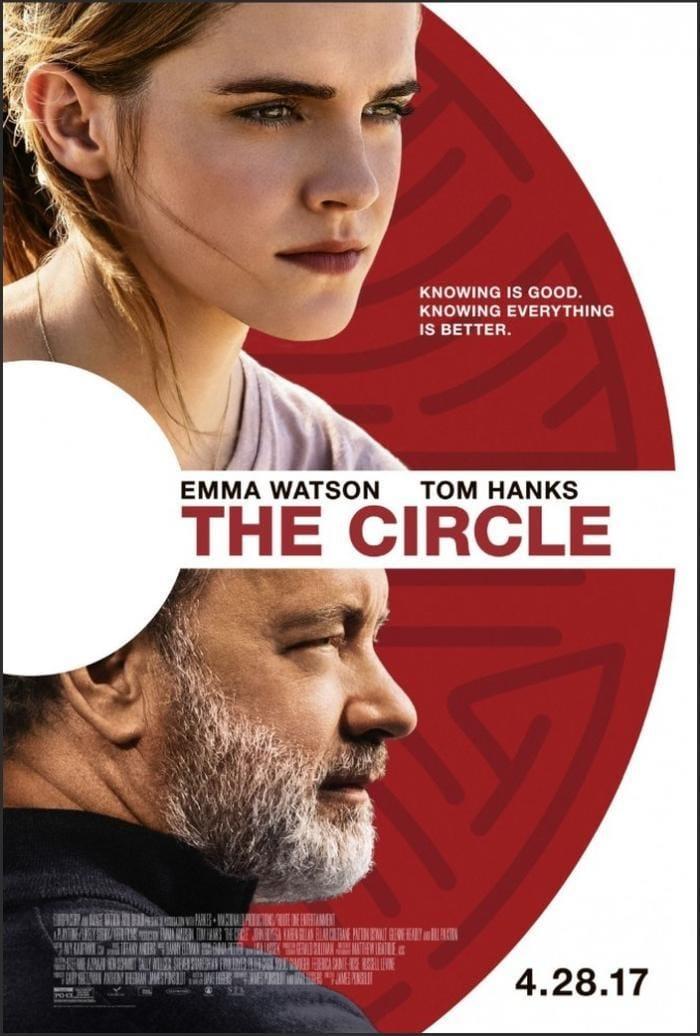 Ratas / The Circle (2017) žiūrėti online