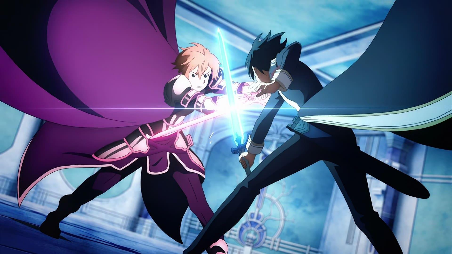 Sword Art Online Season 3 :Episode 21  The 32nd Knight