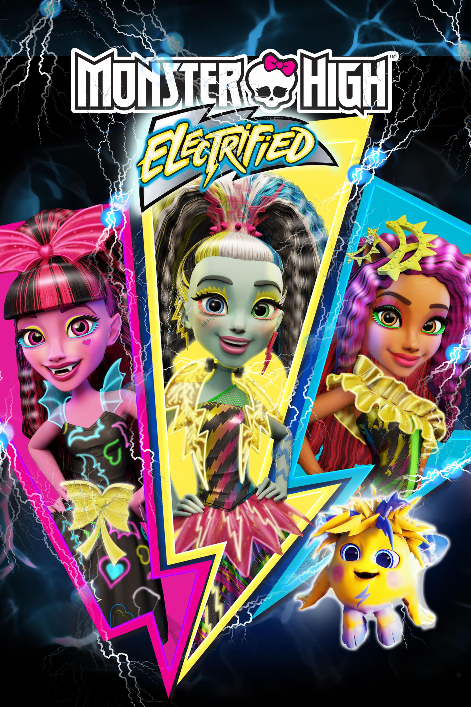 Monster High: Electrizadas