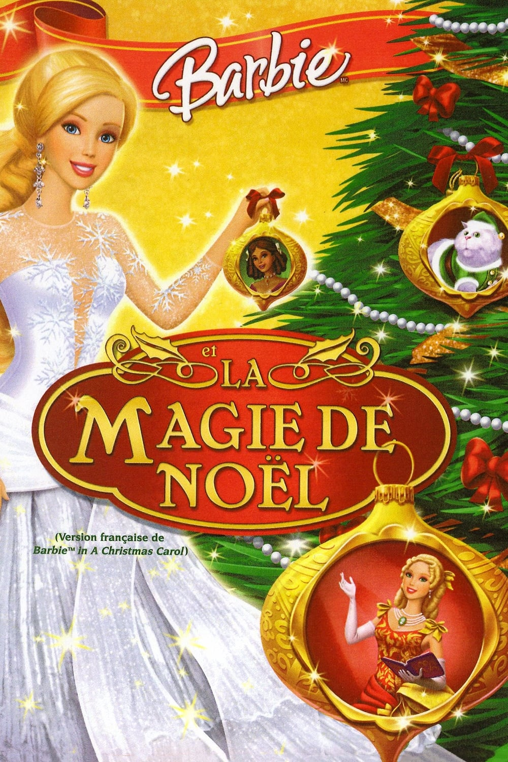 Watch Barbie in 'A Christmas Carol' (2008) Full Movie Online Free - Watch Movies Online HD Quality