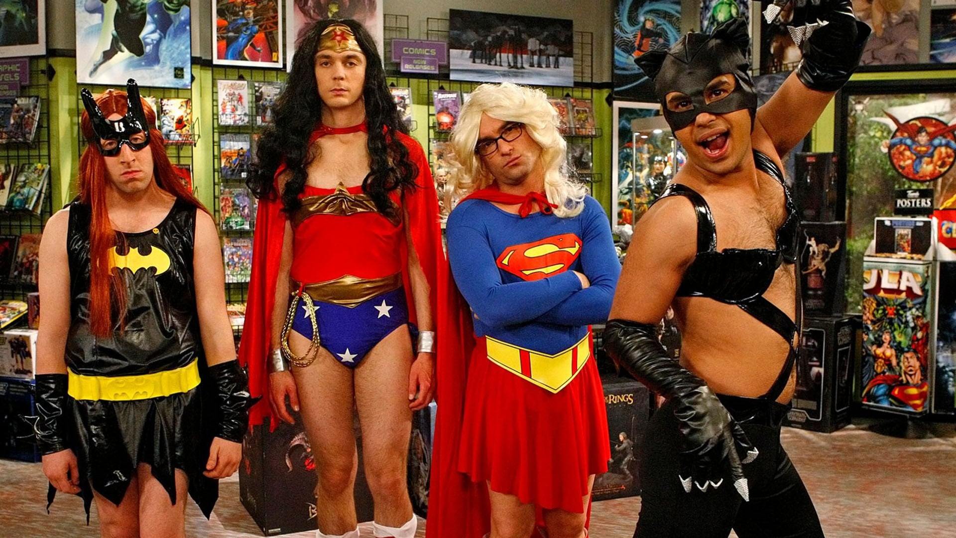 The Big Bang Theory - Season 8 Episode 22 : The Graduation Transmission