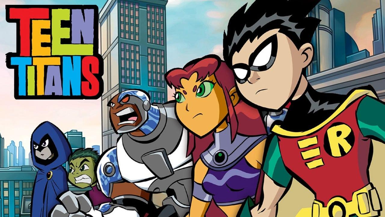 Teen Titans Tv Shows 33