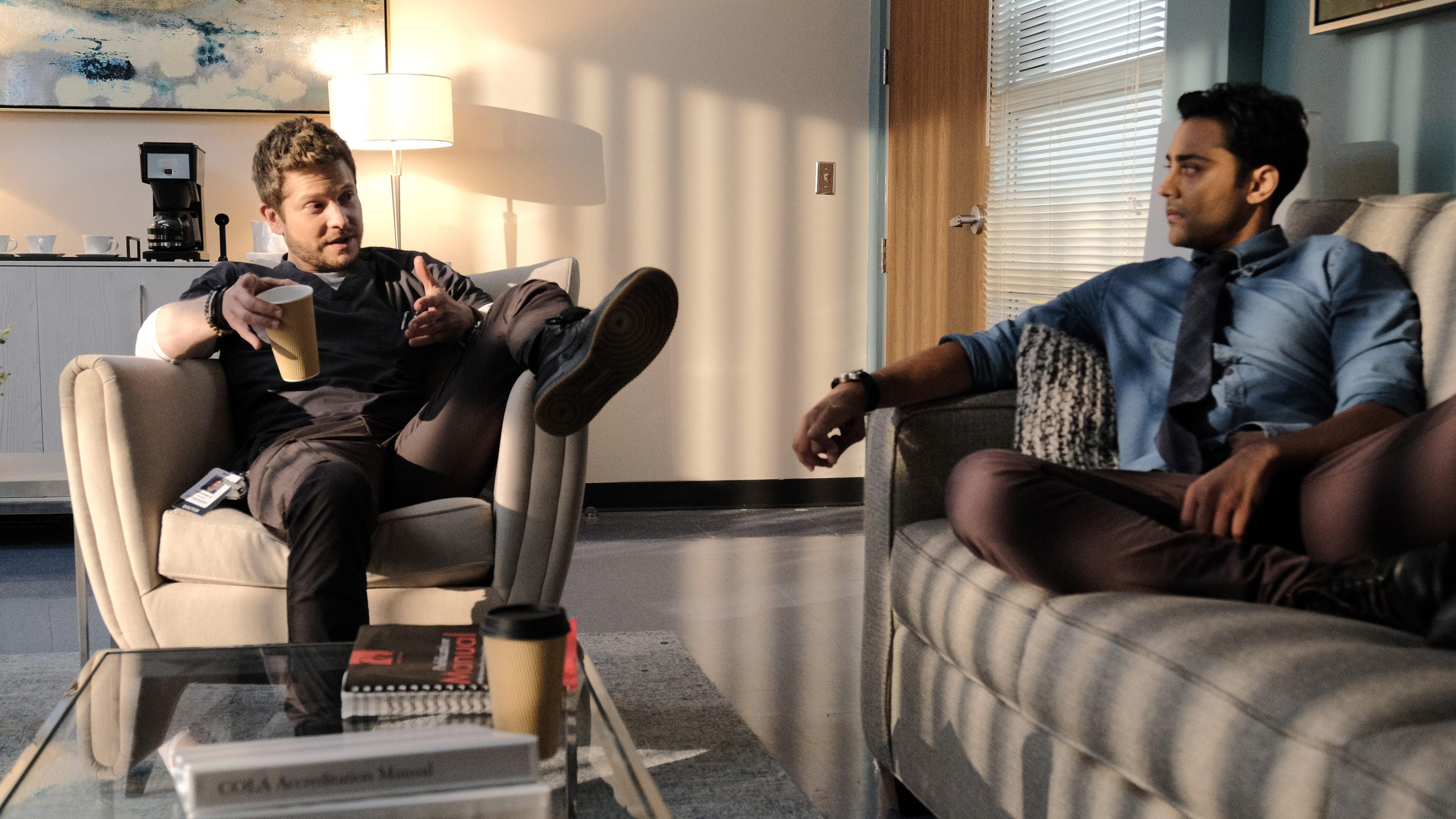 The Resident Season 3 :Episode 2  Flesh of My Flesh