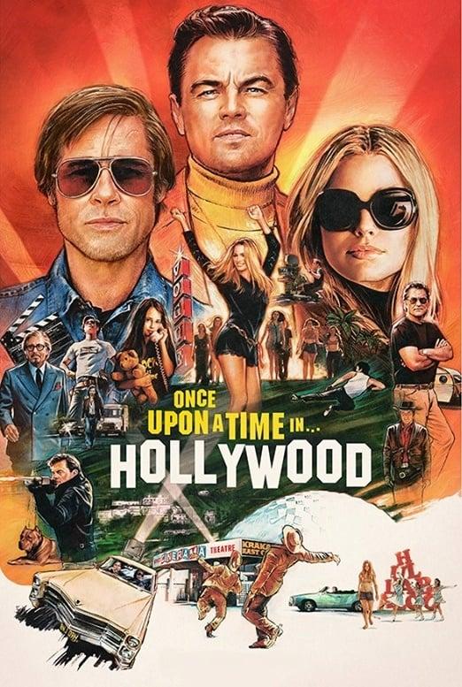 Era uma vez em Hollywood