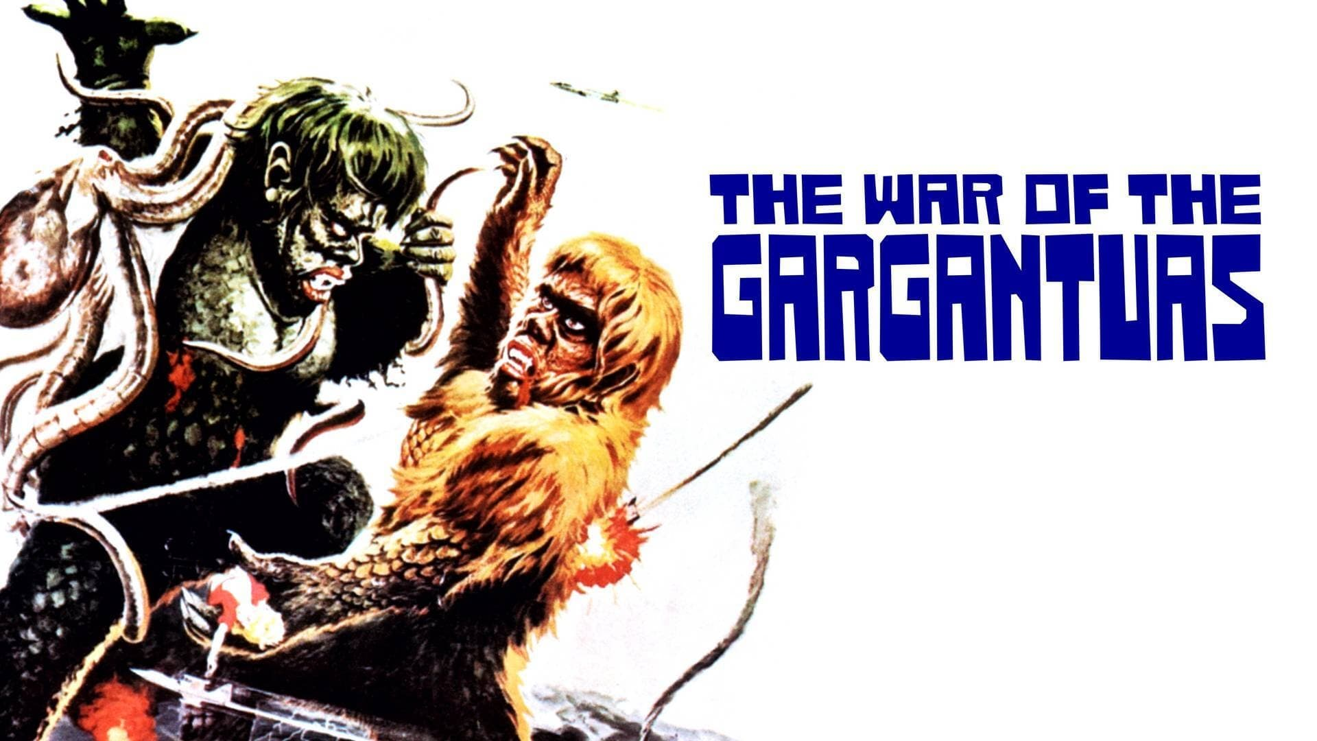 Furankenshutain no Kaijū: Sanda tai Gaira (1966)