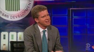 The Daily Show with Trevor Noah Season 17 :Episode 68  Shaun Donovan