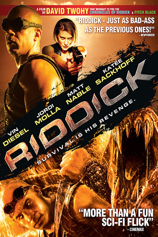 Riddick Stream