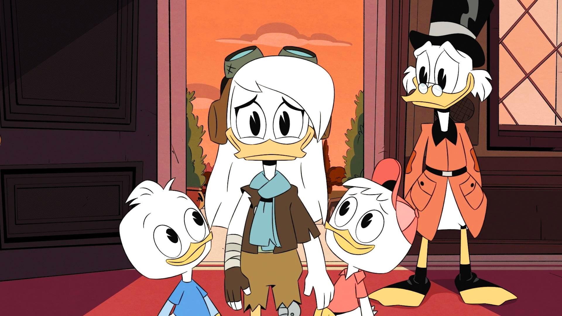 DuckTales Season 2 :Episode 12  Nothing Can Stop Della Duck!