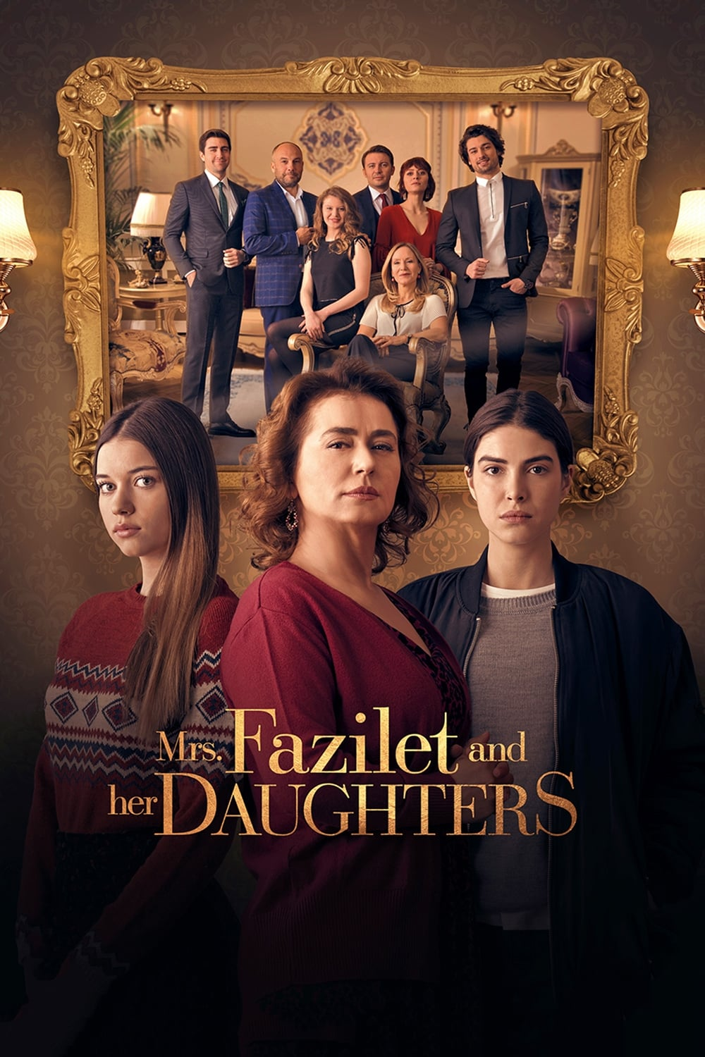 Mrs. Fazilet and Her Daughters (2017)