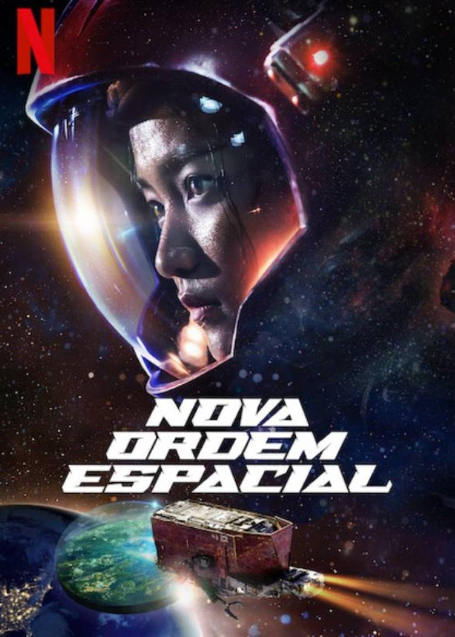 Nova Ordem Espacial Dublado