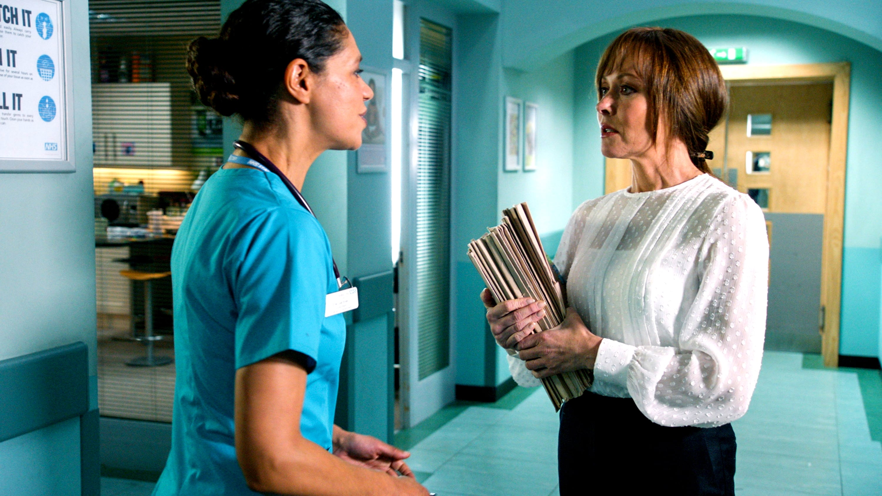 Casualty Season 30 :Episode 40  What Lies Beneath