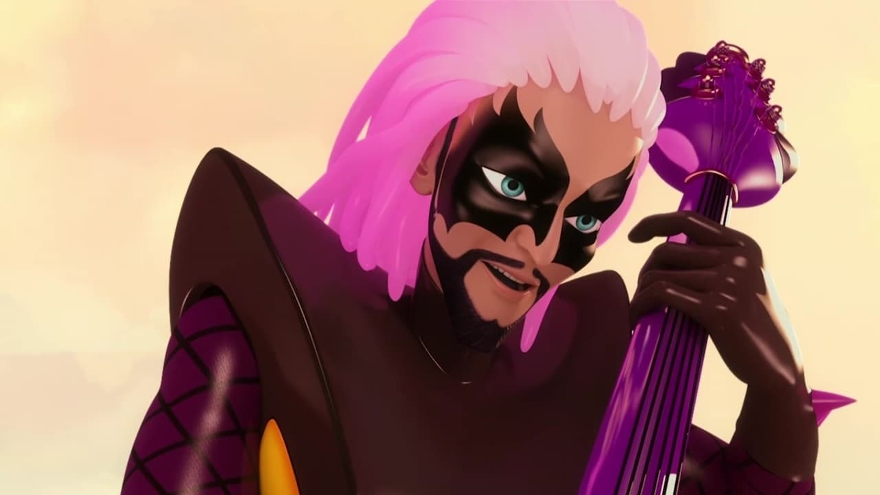 Miraculous: Tales of Ladybug & Cat Noir Season 1 :Episode 20  Guitar Villain