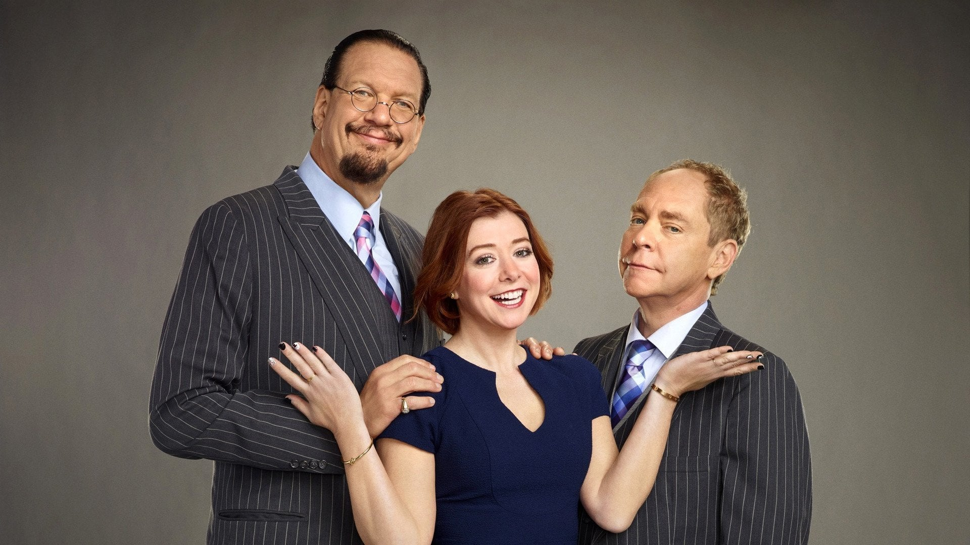 Penn & Teller: Fool Us - Season 6 Episode 13 : Virtual Reality
