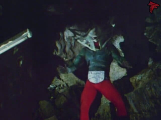 Kamen Rider Season 1 :Episode 51  Stone Monster Unicornos vs. Double Rider Kick