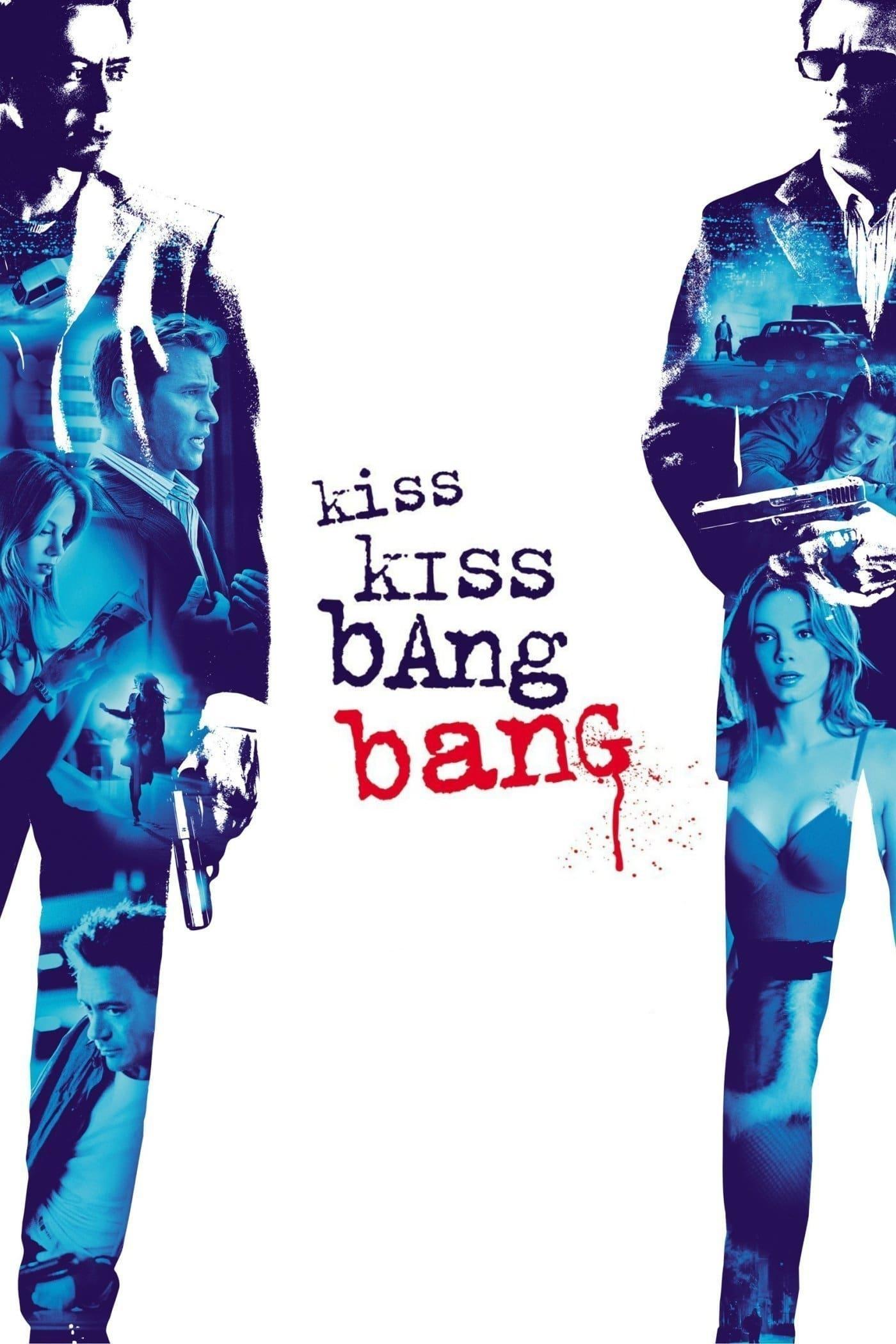 Kiss Kiss Bang Bang Wiki Synopsis Reviews Movies Rankings