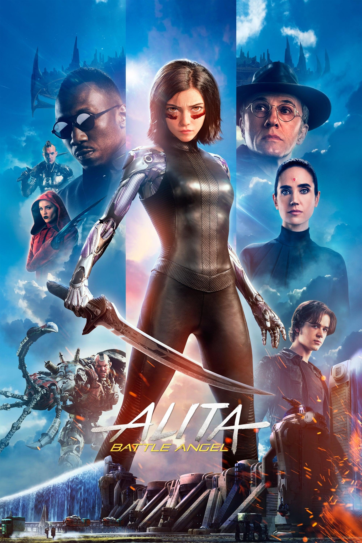 Pelicula Alita: Angel de Combate (2019) HD 1080P LATINO/INGLES Online imagen