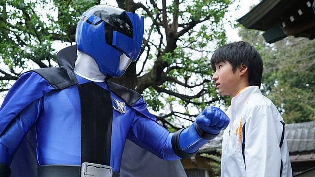 Super Sentai Season 42 :Episode 12  The Magic Bracelet