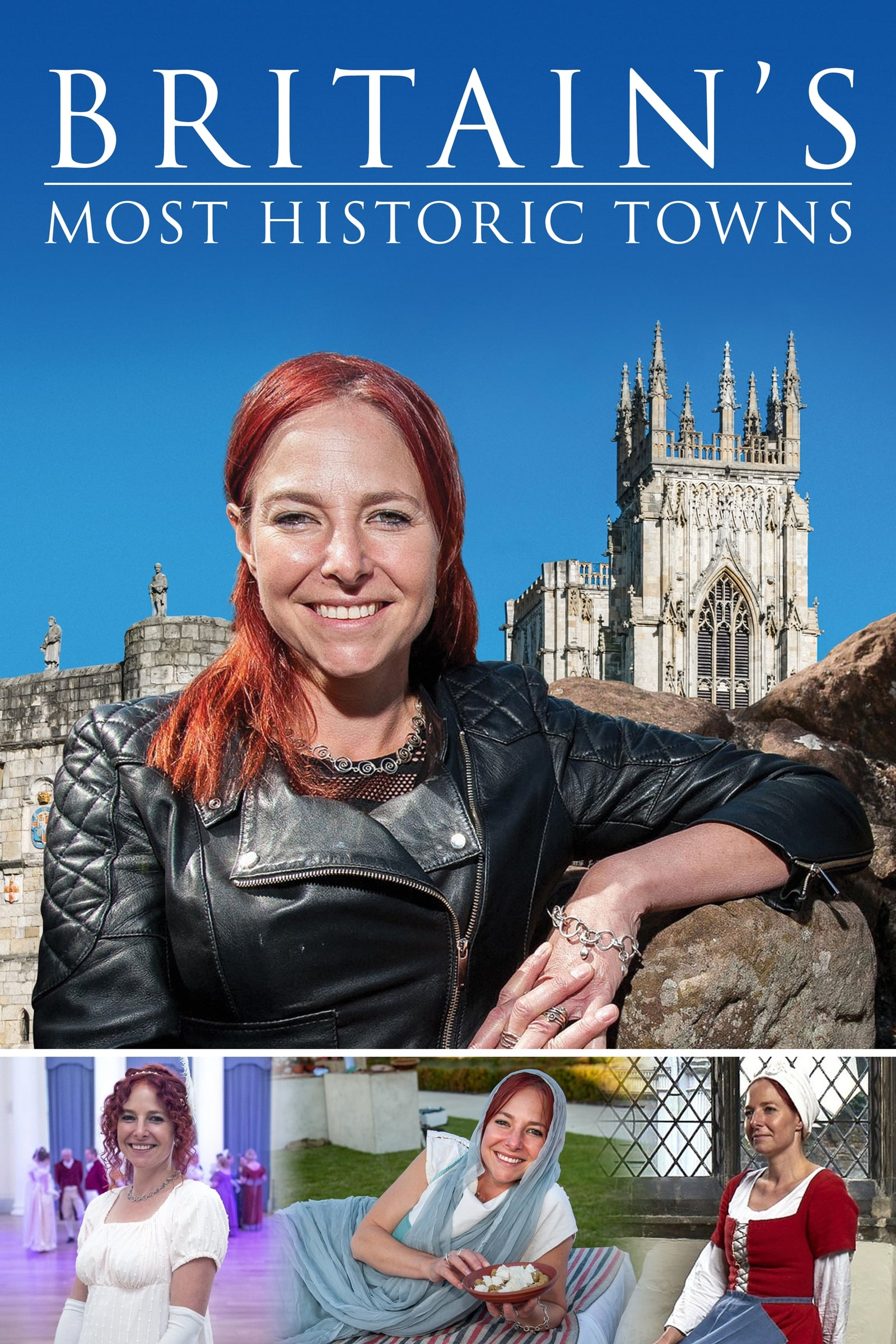 Britain's Most Historic Towns