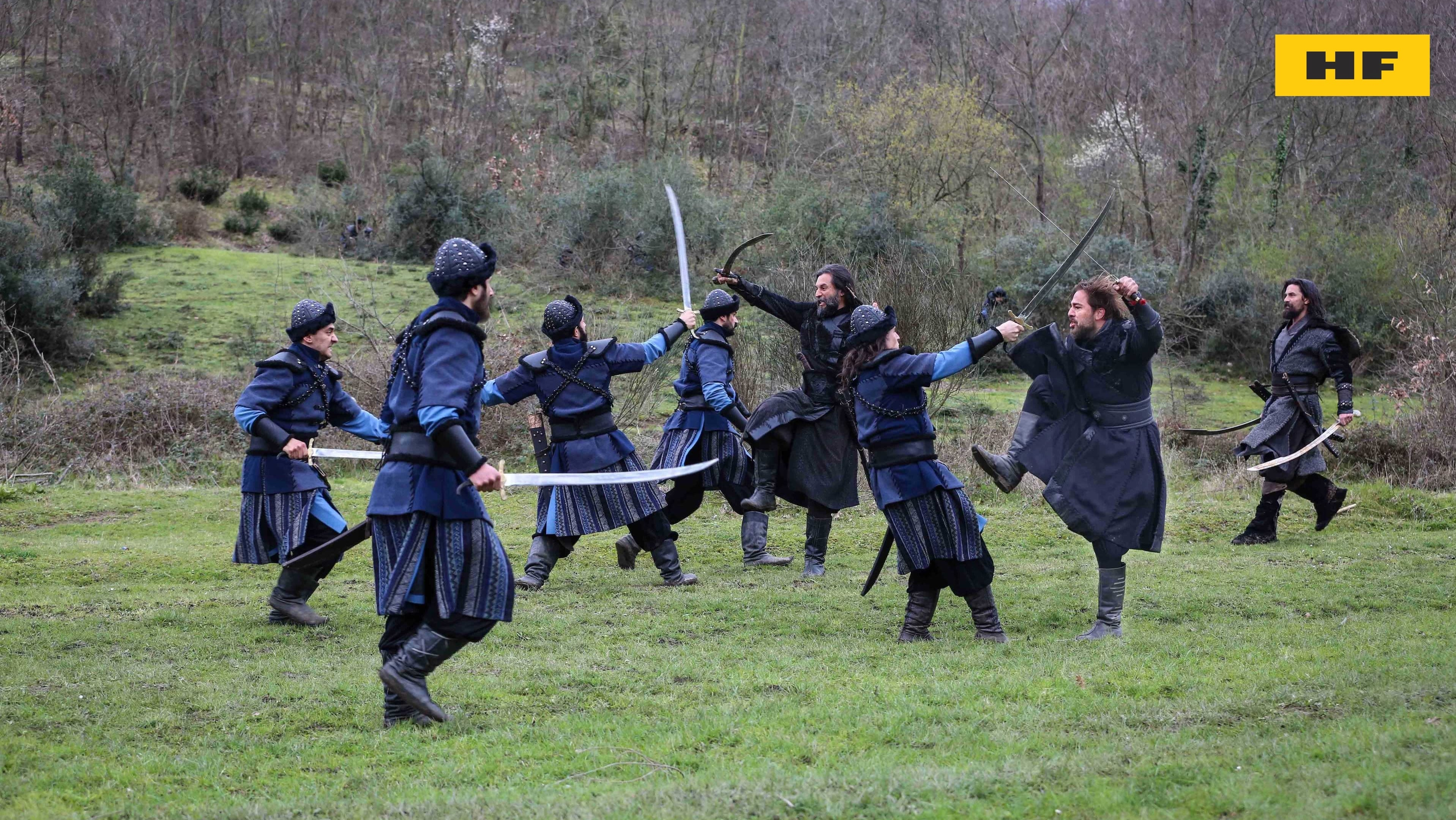 Watch Dirilis Ertugrul Season 2 Episode 25 - Historical Fun TV